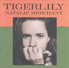Natalie Merchant Tigerlily 1995 Elektra CD Still Sealed