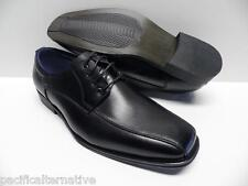 Chaussures noir pour HOMME taille 42 costume mariage cérémonie NEUF #TS-A17