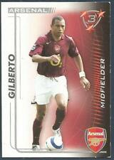 SHOOT OUT 2005-2006-ARSENAL-GILBERTO