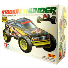 Tamiya 1:10 Stadium Thunder (2012) EP 2WD RC Cars Truck Off Road #58524
