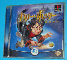 Harry Potter and the Philopher's Stone - Sony Playstation - PS1 PSX - JAP