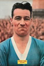 Football Photo TOMMY RING Everton 1959-60
