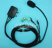 Microphone Car Handsfree For Yaesu FT-8900R FT-1900R FT-2900R FT-1802M 6 Pin