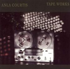 Anla Courtis ‎– Tape Works  CD / REYNOLDS