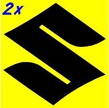 """Suzuki """"S"""" Logo - 2.25in 5.7cm decals stickers gsxr 250 400 600 750 1000 1100 rm"""
