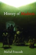 History of Madness, Michel Foucault, Very Good Book