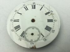 ANTIQUE  POCKET WATCH MOVEMENT ONLY  FOR PARTS SOLD AS IS #21