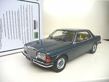 1:18 Otto Mobile Mercedes 280CE W123 green metallic