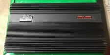 Old School Earthquake Power 1000BX 2 channel Amplifier,RARE,Vintage,USA,Amp