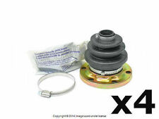 BMW E12 REAR L and R Inner and Outer Axle Boot Kit for C/V Joint Set of 4 REIN