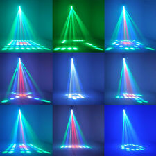 10W Auto Sound Active 64 LED RGBW Stage Light Disco Party DJ Club Effect Light