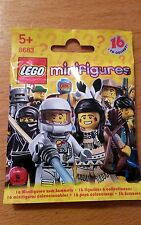 Lego minifigures series 1 Robin Hood / Forestman  Brand new and sealed