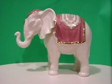 LENOX Nativity FIRST BLESSING ELEPHANT sculpture NEW in BOX