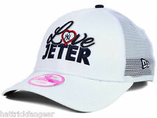 NEW ERA 9FORTY WOMENS MLB JETER RETIREMENT BASEBALL HAT/CAP - NEW YORK YANKEES