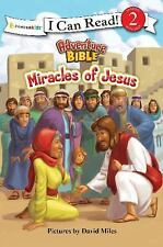 I Can Read! / Adventure Bible: Miracles of Jesus by Zondervan Staff (2014,...