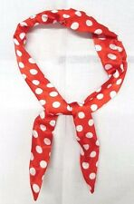 Latest  Polka Dot Wired Headbands Retro  Twisted Bands Vintage HairBand Scarf B3