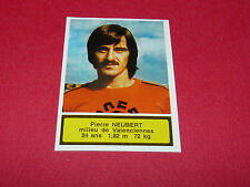 315 P. NEUBERT US VALENCIENNES USVA AGEDUCATIFS FOOTBALL 1975-76 PANINI 75-1976