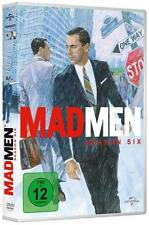 Mad Men - Season 6 [DVD] Complete Sixth Series BRAND NEW REGION 2