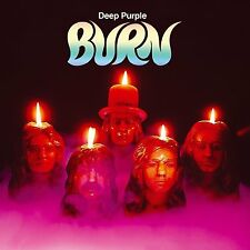 DEEP PURPLE BURN 180 GRAM VINYL ALBUM (PRE-SALE Released January 29th 2016)