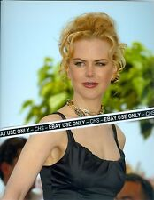 "Nicole Kidman Sexy! Color 8x10 Photo ""Moulin Rouge!"" ""Eyes Wide Shut"" #5962"