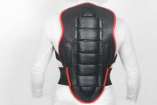 BODY ARMR MOTO MOTORCYCLE MOTORBIKE JACKET BACK SPINE PROTECTOR INSERT BIKER W