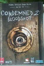 CONDEMNED 2: BLOODSHOT playstation 3 ps3 xbox 360 GUIDE Free Shipping