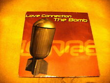 Cardsleeve Single CD LOVE CONNECTION The Bomb 2TR 2000 dance house disco