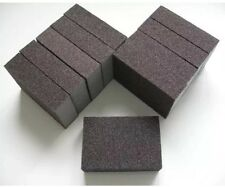 5 X COARSE WET DRY FOAM SANDING BLOCKS ABRASIVE SANDPAPER GRADES PADS GRIT NEW