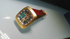ACCUTRON  BULOVA  DIAPASON ANNI 70 SCHELETRATO SPACE VIEW NEW