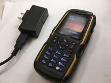 Nice Sonim XP3410 Strike Sprint Waterproof Rugged PTT Indestructible Cell Phone