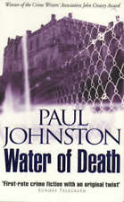 Water of Death by Paul Johnston (Paperback) New Book
