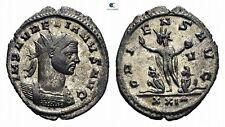 Savoca Coins Aurelianus Antoninianus Oriens Sol Globus 3,28 g / 23 mm F#AAA228