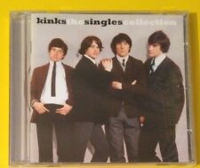 Kinks Singles Collection CD NEW SEALED You Really Got Me/Waterloo Sunset/Lola+
