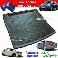 BMW 3 series E90 2005 - 2012  Boot Cargo Trunk Liner Mat Floor Protector