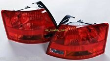 AUDI A4 B7 2004-2008 AVANT ESTATE REAT TAIL LIGHT LAMP LIGHTS LEFT RIGHT PAIR
