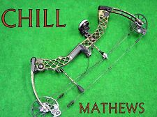 Mathews ChILL  COMPOUND BOW **Ship Worldwide