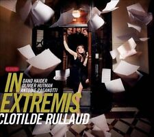 Rullaud/Haider/Hutman - In Extremis [CD New]