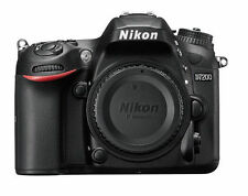 Brand NEW Nikon D7200 24.2MP DSLR Digital CAMERA BODY ONLY IN NEXTDAY DELIVERY