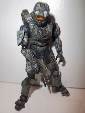 Halo 4 **MASTER CHIEF** Figure from Cryotube Set 100% Complete w/ Gun!!!!