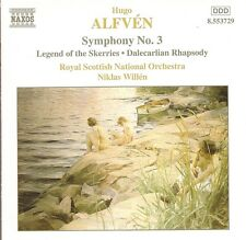 Alfvén - Symphony No.3 • Legend of the Skerries • Dalecarlian Rhapsody