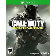 Call of Duty Infinite Warfare - Includes Terminal Map - FREE SHIPPING- Xbox One