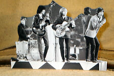 "The Rolling Stones 1960's Concert Rock & Roll Tabletop Standee 10"" Long"