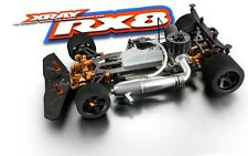 Team XRAY RX8 2016 Spec 1/8 On Road Competition Racing Car Kit - XRA340004