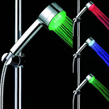 7 Colour LED automatico modifica Bright Light WATER BAGNO CASA DOCCIA