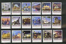 Alle 28 EU hoofdsteden op persoonlijke postzegel; waarde 1 Internationaal PF