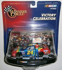 Jeff Gordon #24 Winner's Circle 1999 Victory Celebration Million Dollar Win 1:43