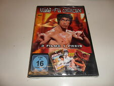 DVD  Kung-Fu Collection
