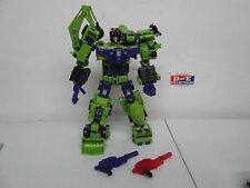 TFC TOYS HERCULES COMPLETE ( DEVASTATOR TRANSFORMERS ) 3rd PARTY FIGURE L@@K!!!
