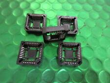 PCS-028-SMU-11, zócalo, PLCC, 28 Pin, para SMD 28 Pin. *** *** 3 tomas por venta