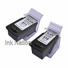 Canon PG510 Black CL511 Colour Ink For MP480 MP272